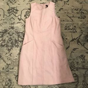 Ann Taylor Baby Pink Jumper Size 8